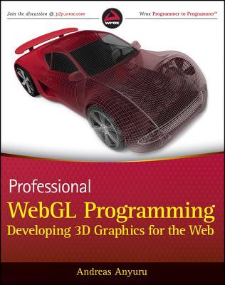 Professional Webgl By Anyuru, Andreas